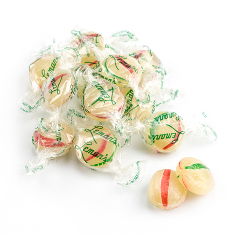 Leman's® Mint Buttons - Bulk 15 lb. Case