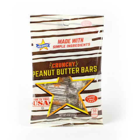 Peanut Butter Bar (4 oz. Peg Bag)