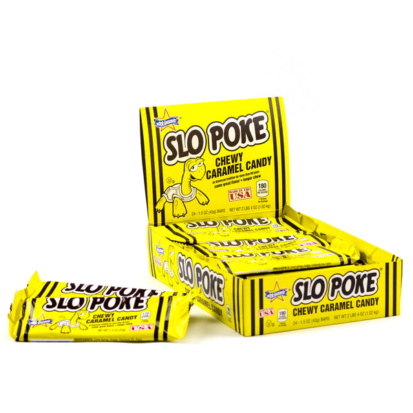 Slo Poke® 1.5 oz Bar - 24 count Box