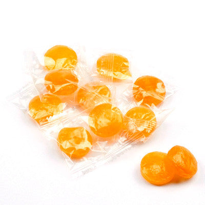 Peach Buttons (15lb. Case)