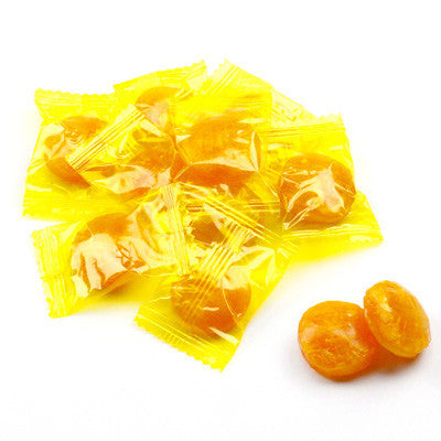 Butterscotch Buttons - Bulk (15 lb Case)