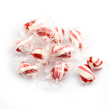 Red & White Mint Twists® - Bulk (25 lb Case)