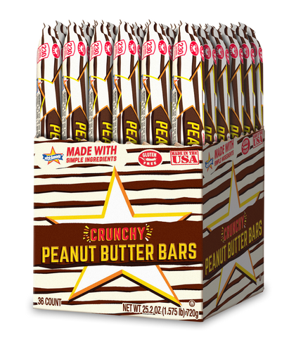 Peanut Butter Bar Stand Up Box