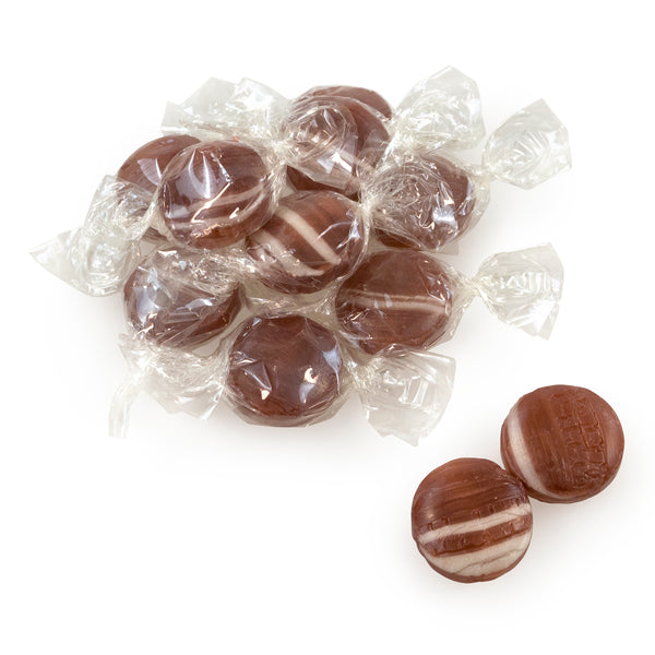 Root Beer Buttons (15lb. Case)