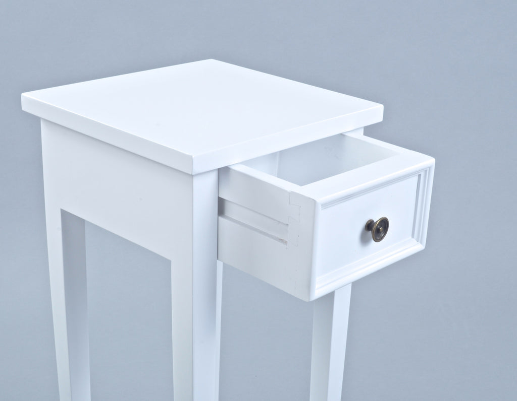 Very slim bedside table image collections table decoration ideas narrow bedside table very narrow bedside table slim bedside table jacob ii narrow bedside table watchthetrailerfo watchthetrailerfo