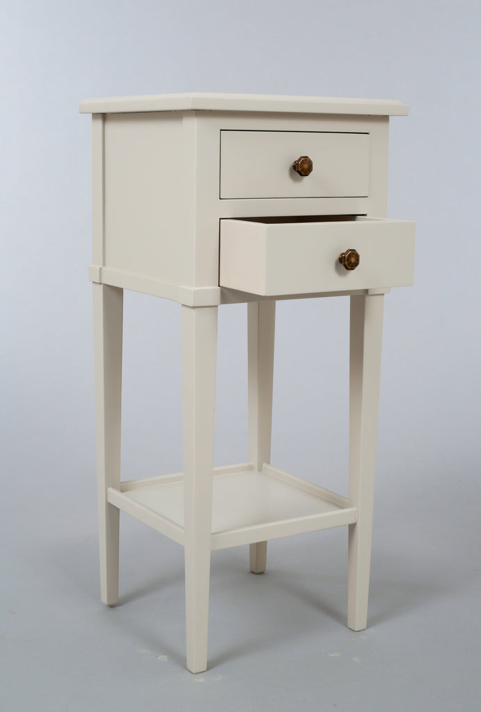Narrow bedside cabinets for Very small bedside cabinets