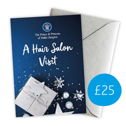 £25 Christmas Give A Gift Card - Hair Salon Visit