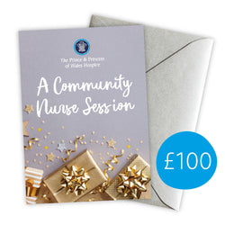 £100 Christmas Give A Gift Card - Community Nurse Session