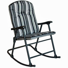 Cobalt  Cambria Padded  Rocker Chair