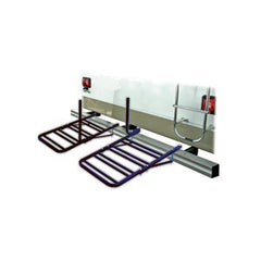 2 Bike  Platform Style  Bumper Mount Bike Rack
