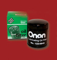 10/12KW  QD Oil Filter