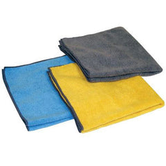 3 Pk Microfiber Towel 16X Polishing Cloth