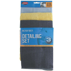 3/pk  Detailng Polishing Cloth