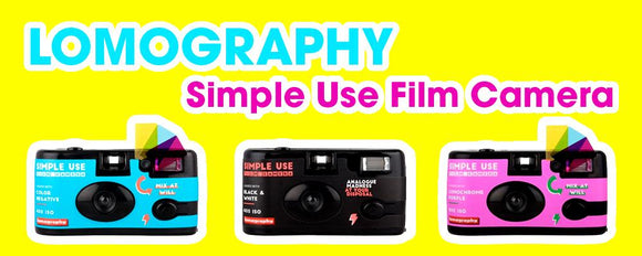 Lomography Simple Use Film Camera
