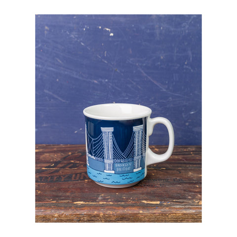Mug - BRIDGE & TUNNEL 15oz - MeMe Antenna