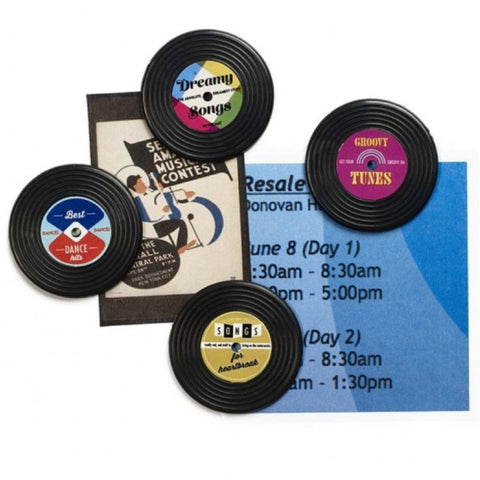 Magnets - Turntable Magnets Set of 4 - MeMe Antenna