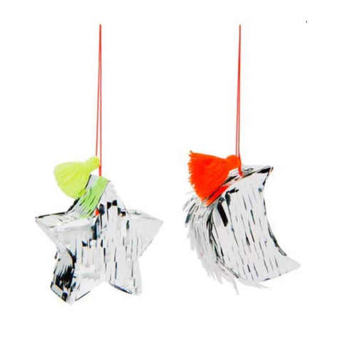 Pinata Party Favors - Moon & Star - MeMe Antenna