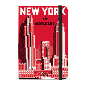 Small Notebook: New York - MeMe Antenna