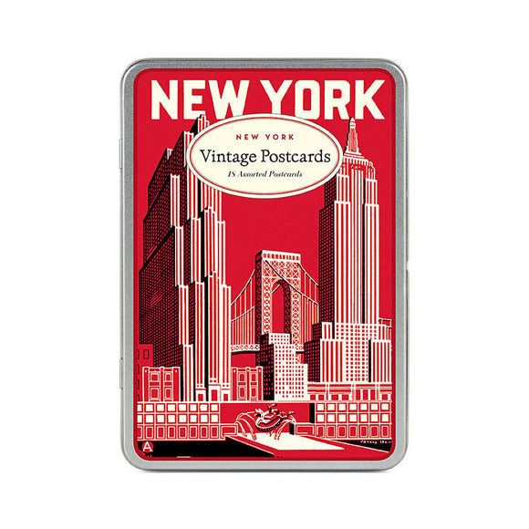 Postcards: CARTE POSTAL -New York- - MeMe Antenna