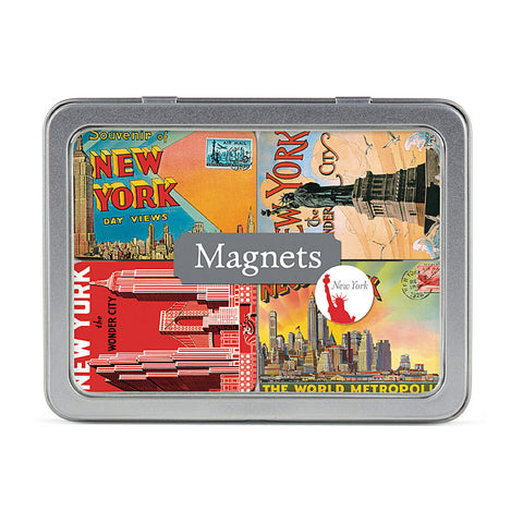 Magnets -New York- Set of 24 - MeMe Antenna