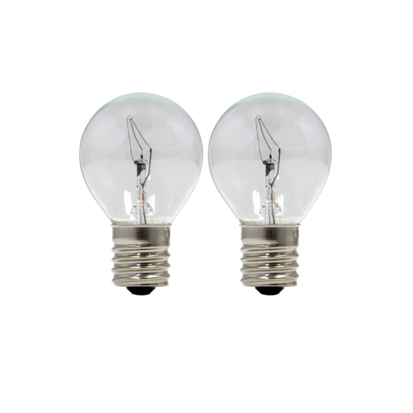 "Lava Lamp 25 Watt Light Bulb 2 Pack (for 14.5"" Lamp) - MeMe Antenna"
