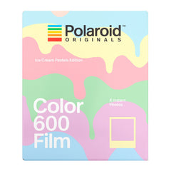Polaroid Originals: Color Film for 600 - Ice Cream Edition - MeMe Antenna