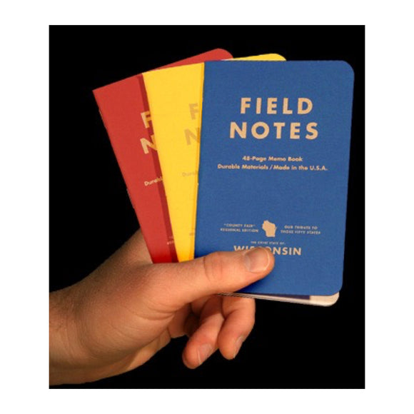 FIELD NOTES - County Fair 3-Pack NY STATE - MeMe Antenna