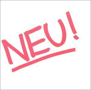 Neu! 1st Album from 1971 - MeMe Antenna