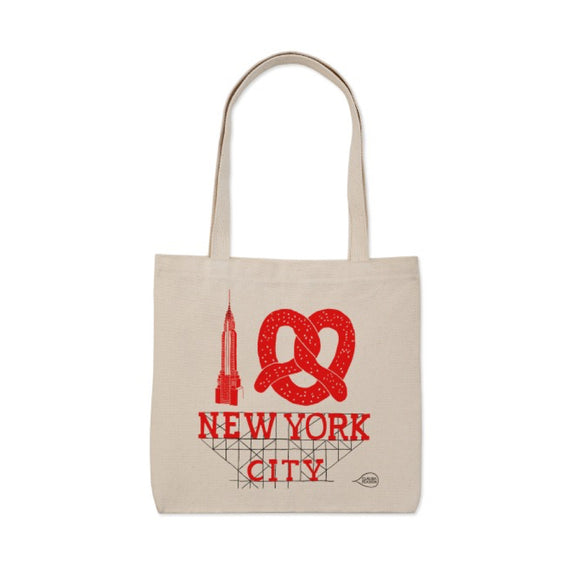 Everyday Tote - NYC - MeMe Antenna