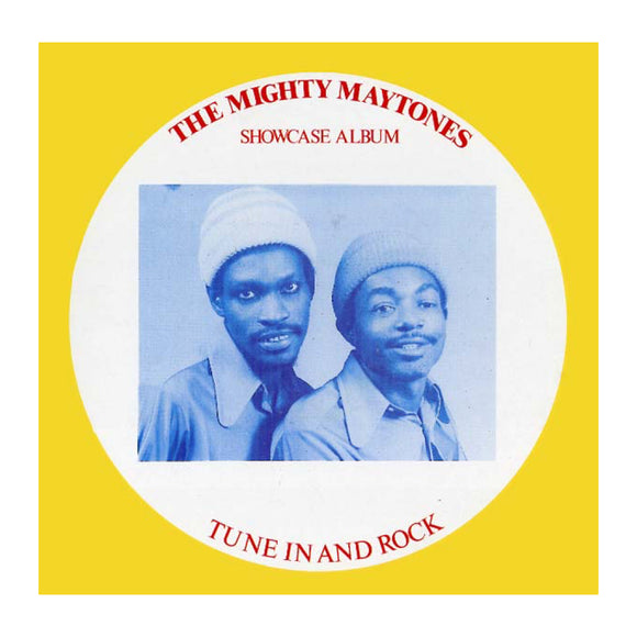 The Mighty Maytones ‎– Tune In And Rock (Showcase Album) LP - MeMe Antenna