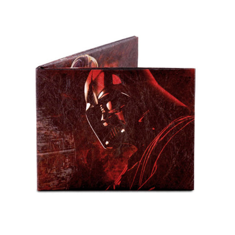 Mighty Wallet Darth Vader Contemplating - MeMe Antenna