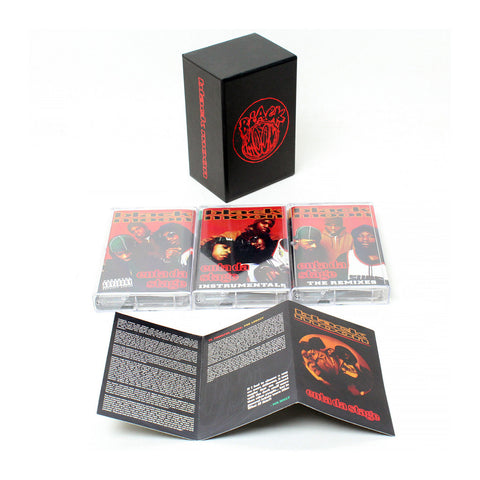 Black Moon: Enta Da Stage: The Complete Edition (3x Cassette Box Set) - MeMe Antenna