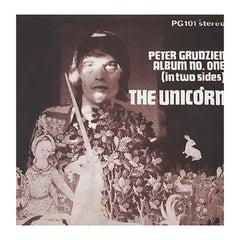 Peter Grudzien - The Unicorn/The Garden of Love 2LP - MeMe Antenna