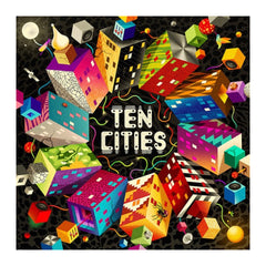V/A - Ten Cities - MeMe Antenna