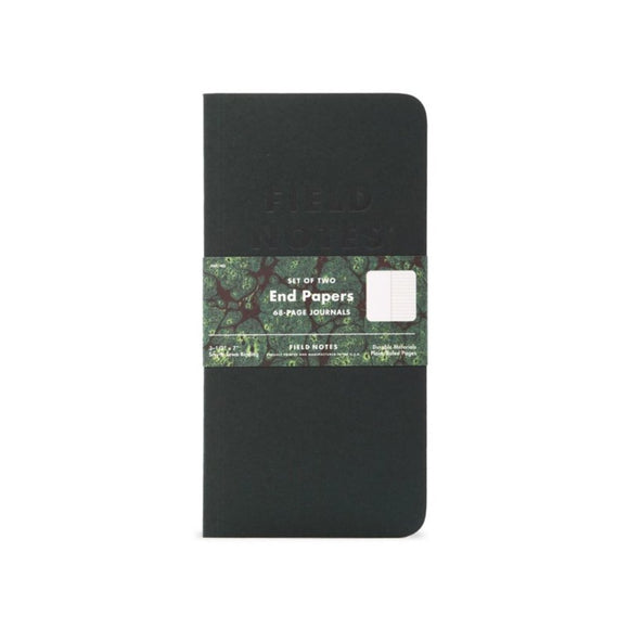 FIELD NOTES - End Papers Inner Beauty 2-Pack - MeMe Antenna
