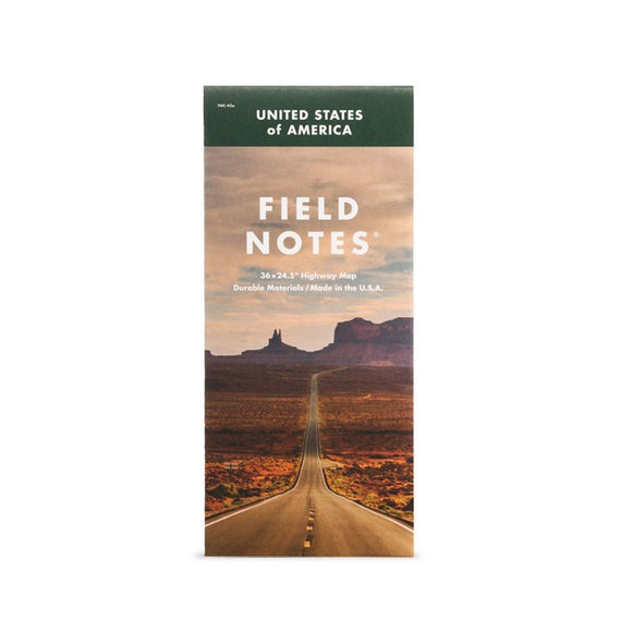 FIELD NOTES - Nat'l Highway Map - MeMe Antenna
