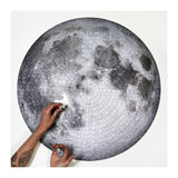 Puzzle - The Moon - MeMe Antenna