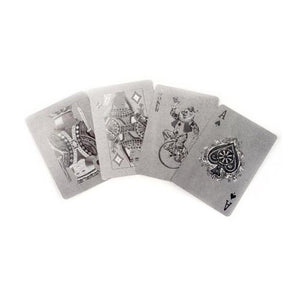 Playing Cards - Silver - MeMe Antenna