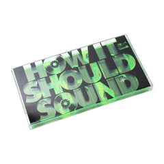 Damu The Fudgemunk - How It Should Sound 3-4-5 (3x Cassette Bundle) - MeMe Antenna