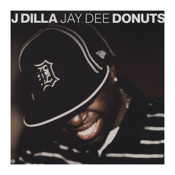 J Dilla - Donuts (2xLP - Limited Alternate Smile Cover) - MeMe Antenna
