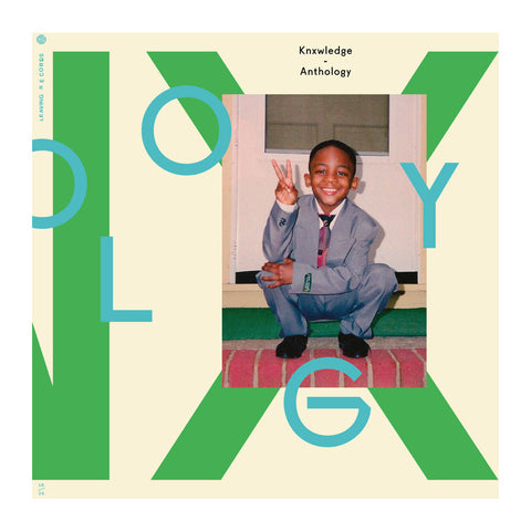 Knxwledge - Anthology (2XLP + Download Card) - MeMe Antenna
