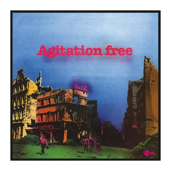 Agitation Free - Last 2LP - MeMe Antenna