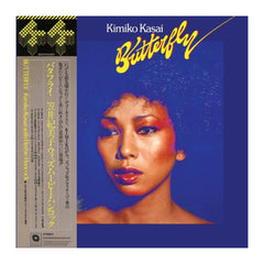 Kimiko Kasai With Herbie Hancock - Butterfly LP - MeMe Antenna
