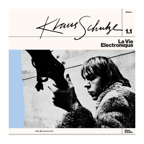 Klaus Schulze - La Vie Electronique Volume 1.1 2LP - MeMe Antenna