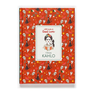 Book : Little Guides to Great Lives - Frida Kahlo - MeMe Antenna
