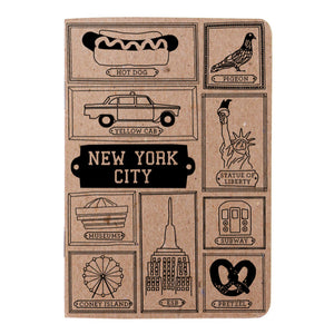 Booklet - New York City Frames - MeMe Antenna