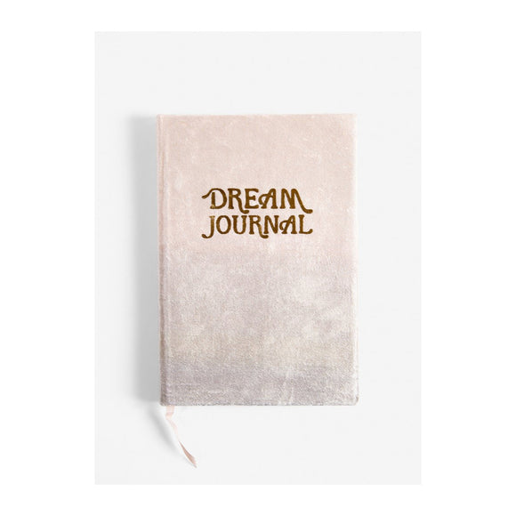 Journal - Velvet - Dream Journal - Blush - MeMe Antenna