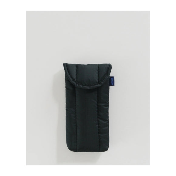 BAGGU - Puffy Glasses Sleeve (Black) - MeMe Antenna