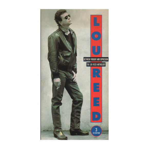 Lou Reed - Anthology (Deluxe Box Set) (Cassette) - MeMe Antenna