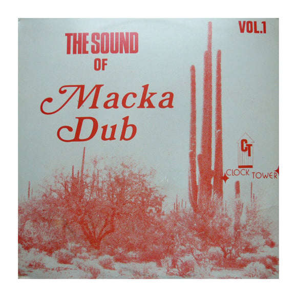 V/A - Clocktower Productions ‎– The Sound Of Macka Dub Vol.1 LP - MeMe Antenna